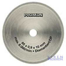 PROXXON 28735 DIAMOND COATED 80mm Chop FKS/E SAW BLADE
