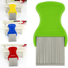 Dog Hair Lice Nit Pets Flea Egg Dirt Dust Remover Steel Tooth Comb Health Brush