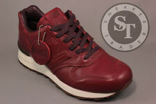 NEW BALANCE CLASSICS M1400BR HORWEEN LEATHER MADE IN USA OXBLOOD DS SIZE: 9.5