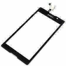 SONY XPERIA C C2304 C2305 DIGITIZER TOUCH SCREEN touch pad (BLACK COLOUR)