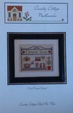 Country Cottage Needleworks The Flower Shop Chart