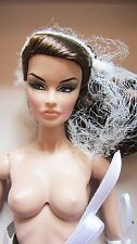 """Nude Fashion Royalty FR2 Veronique Nocturnal Glow 12"""" Doll New!!!"""