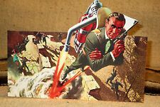 """James Bond 007 Sean Connery """"Thunderball Poster Tabletop Display Standee 10 3/4"""""""