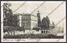 BRESCIA SAN GERVASIO BRESCIANO 02 Cartolina 1939 VIAGGIATA 1943