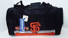 San Francisco Giants DUFFEL Bag Gym Training New Stripes MLB