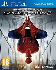 The Amazing Spider-Man 2 Videogame For Sony PS4 Games Console Sealed New Uk