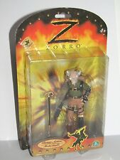 Zorro Classic Action Toy Figure Mecha Diablo