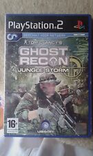 Ghost Recon: Jungle Storm - PS2 - VERSION ALLEMANDE - DEUTSCH