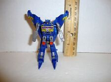 TRANSFORMERS CYBERTRON LEGENDS CLASS SOUNDWAVE COMPLETE