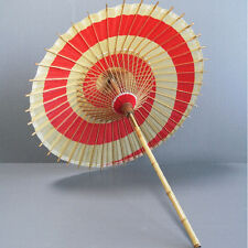 DM-D07575 KASA Umbrella Japan Japanese Antique Rare JyanomeGasa Cute BANGASA