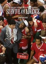 ESPN Films 30 for 30: Survive and Advance (2013, REGION 1 DVD New)