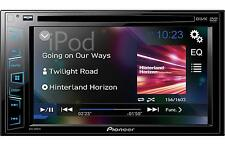 "NEW Pioneer AVH-190DVD 6.2"" Double DIN DVD USB Car Stereo (Replaced AVH-180DVD)"