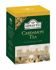 BEST QUALITY  AHMAD TEA LONDON  CARDAMON TEA 500g  QUALITY LOOSE LEAF TEA****