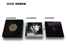 New EXO FROM. EXOPLANET#1 THE LOST PLANET IN Japan Limited DVD With Tracking