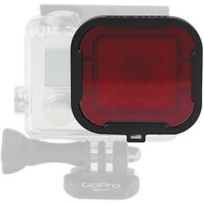 Rouge plongeon snap on filtre pour GoPro HERO 3+ GoPro HERO 4