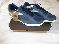MENS DIESEL CUSHIONED INSOLE SPORTS TRAINERS UK 9.5 EU 44 - NEW IN BOX