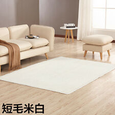 Shaggy Fluffy Anti-Skid Area Rug Dining Room Carpet Home Bedroom Floor Mat A168