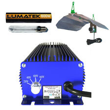 Lumatek Digital 600w Grow Kit. Lumatek Digital Ballast, HPS Bulb & Reflector