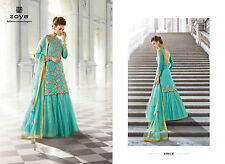 INDIAN BOLLYWOOD ZOYA ELITE DESIGNER PARTY ANARKALI CHURIDAR SALWAR KAMEEZ SUIT3
