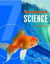 Framework Science: Students' Book: Year 7 by Paddy Gannon (Paperback, 2002)