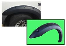 FENDER FLARES POCKET RIVET BOLT STYLE for 99-07 FORD SUPER DUTY PAINTABLE F350
