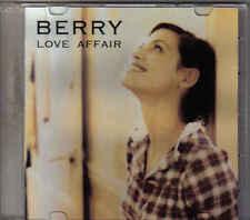 Berry- Love affair promo  cd single