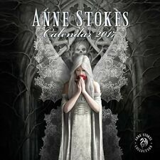 Anne Stokes - Official 2017 Calendar C15004