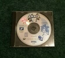Sega Saturn 1997 Sonic R Game Disc Only - Free USA Shipping