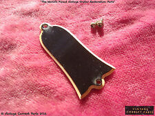 Vintage 1959 Gibson Trussrod Cover ROLL MARKS Burst Part Les Paul Standard 1958