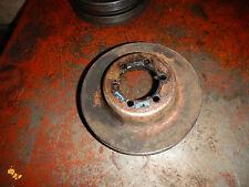 Dodge,Chrysler,Mopar small block V8 crank pulley