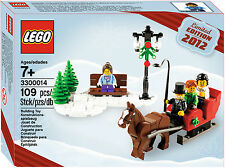 Lego Christmas Limited Edition 2012 Holiday Set 3300014 Sealed MISB