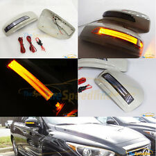 LED INDICATOR SIGNAL Mirror Cover Fits INFINITI QX60 2013 2014 2015 2016