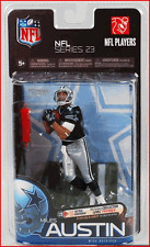 MCFARLANE NFL MILES AUSTIN IN NAVY 6 INCH ACTION FIGURE