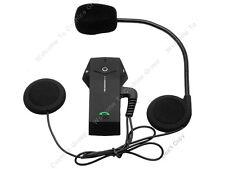 Micrófono Auriculares Micrófono Para Casco Bluetooth Itercom T-COM FDC Frío New