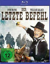 Der letzte Befehl - John Wayne - William Holden - Blu-ray Disc - OVP - NEU
