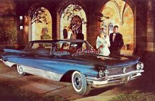 1960 BUICK ELECTRA 225 4-DOOR HARDTOP in Magic-Mirror Midnight Blue  Wildcat 445