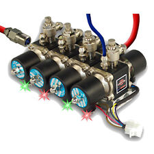 """Air Ride Suspension Manifold Valve with all fittings 3/8"""""""