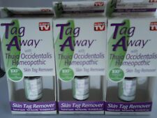TAG AWAY SKIN TAG REMOVER AS SEEN ON TV PRODUCT ( 3PK BUNDLE) NEW&FRESH EXP 2019