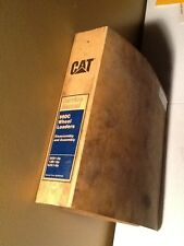 CAT 980C Wheel Loaders Service Manual *OEM*
