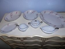 ARLEN FINE CHINA Cathay 1476 Serving Dishes Platter, Bowls Etc. 7 Pieces Japan