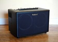 Roland AC-60 Acoustic Chorus Guitar Amplifier Near Mint w/ Case