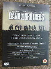DVD  --  Band Of Brothers (DVD, 6-Disc Box Set )