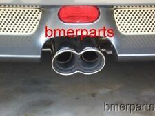 DUAL EXHAUST TIP FOR MINI COOPER S 2001-2006 WITH DUAL TIP