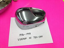 YAMAHA VIRAGO XV 700-1100  LEFT SIDE VACUUM CHROME COVER