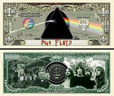 PINK  FLOYD . Million Dollar USA . Billet de commémoration / Collection