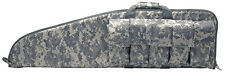 "42"" AR15 Tactical Padded Soft Rifle Gun Case Range Bag w/ Mag Storage - ACU CAMO"
