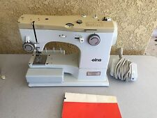 Elna Model 72 TSP Sewing Machine & Case