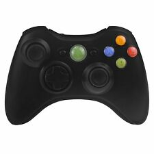 CONTROLLER Wireless, pulsante Shell caso KIT SET PER XBOX 360 nero opaco caso
