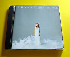"CD "" TORI AMOS - UNDER THE PINK "" 12 SONGS (PRETTY GOOD YEAR)"