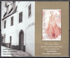 Gibraltar Nr. Block 30** (807**)  John Galliano